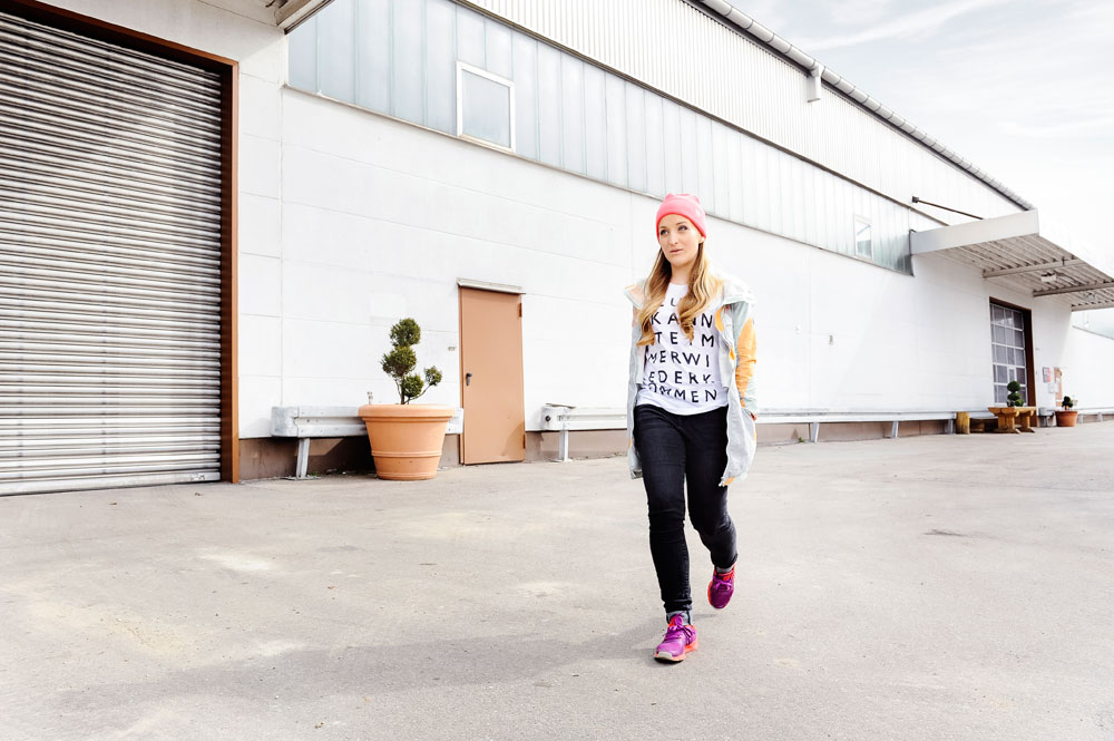 Streetwear with lena bureau zweisam
