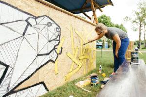 Schall im Schilf Festival / Artwork