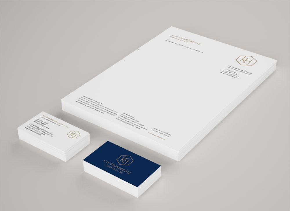 Bureau Zweisam | Grafikdesign | Geschäftsausstattung | Garching