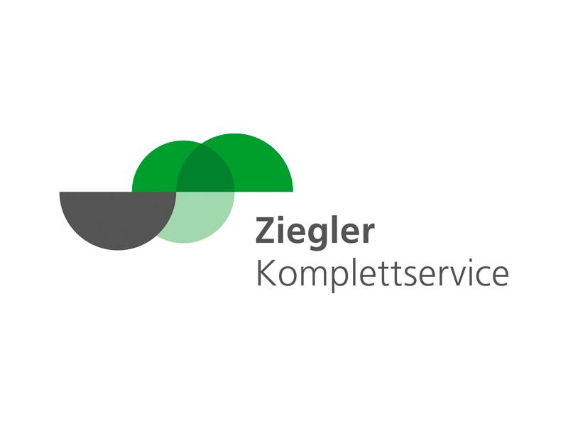 Ziegler Komplettservice / Logo