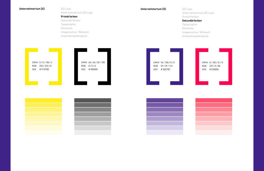 Bureau Zweisam | Grafikdesign | Corporate Design